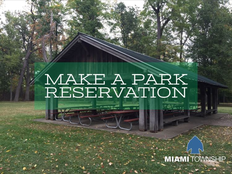 Park reservations 2019