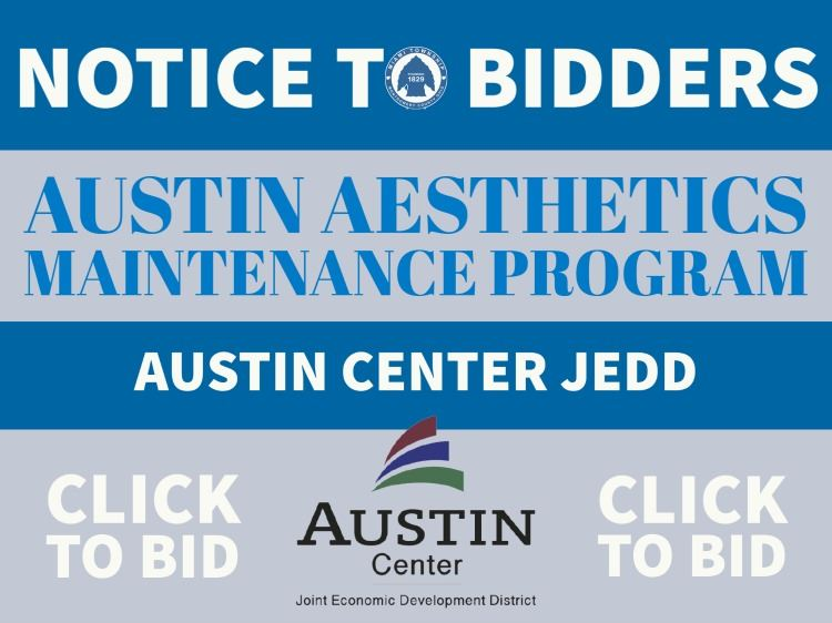 Austin Center JEDD bid 2021