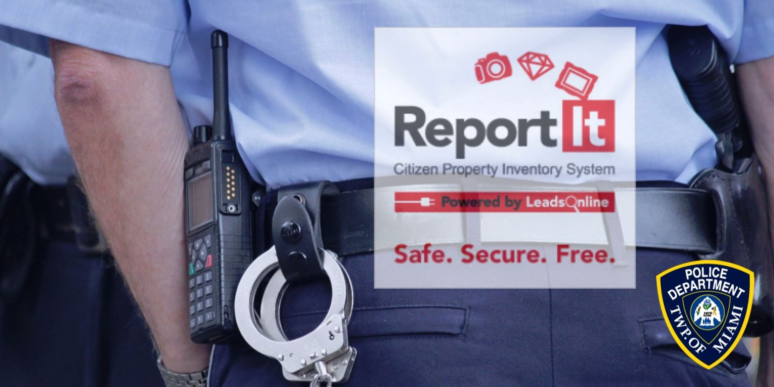 ReportIt Opens in new window