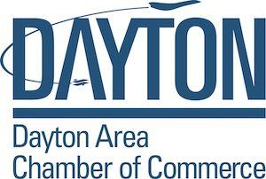 Dayton Chamber of Commerce blue Opens in new window