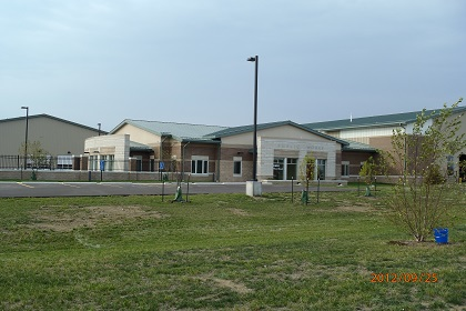 New Public Works Facility